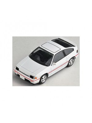 Tomica LV-N124b Honda Ballade Sports CR-X 1.5i Special Edition (White)