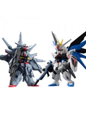 萬代 食玩 FW Gundam Converge SP07 自由 神意 4549660058465