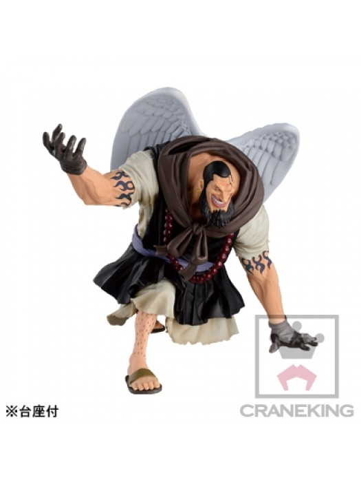 BANPRESTO  海賊王SC造型王頂上決戰5 怪僧烏爾基