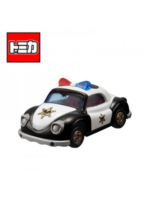 Disney Motors DM-12 Minnie Mouse Police Car 4904810463580