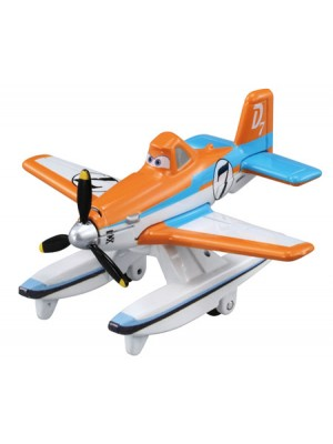 TOMICA - PLANES - P-15 DUSTY 4904810812562