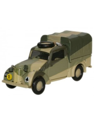 OXFORD DIECAST #76TIL003  - 11th African Div Sudan 1941 Caunter Scheme Austin Tilly