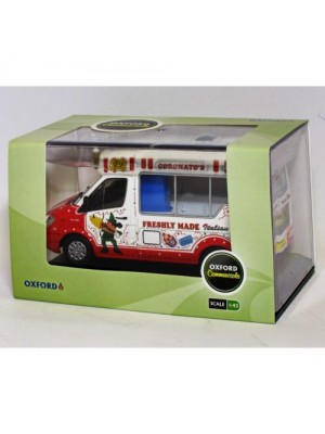 OXFORD DIECAST #43WM003 - Coronatos Whitby Mondial Ice Cream Van