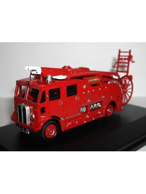 OXFORD DIECAST #76REG001 - LONDON FIRE  AEC REGENT III