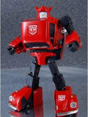 Takara tomy  變形金剛特別版 MP-21R 大黃蜂 紅色版