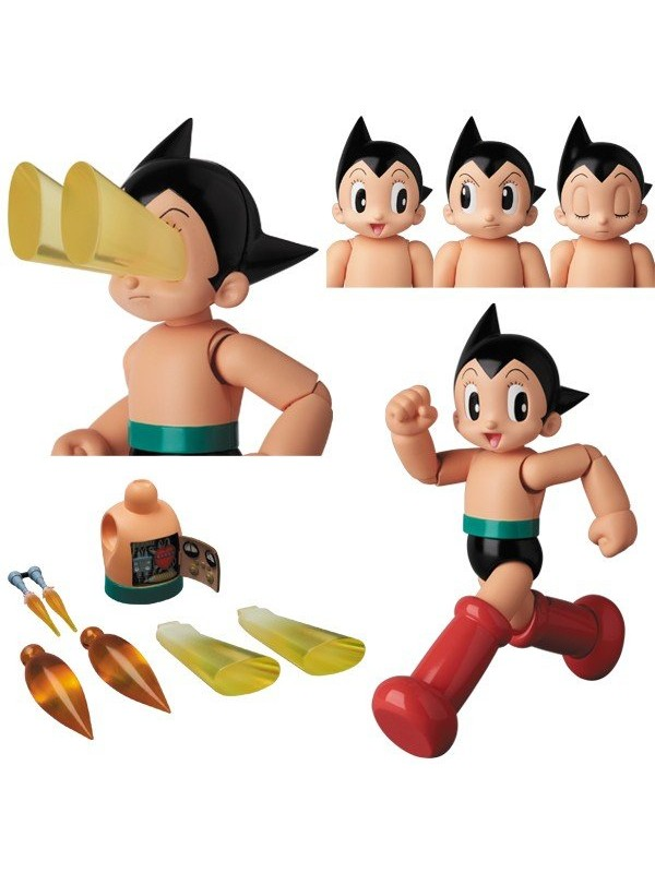 Astroboy MAFEX Action Figure 4530956470658