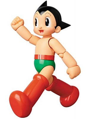 MAFEX Medicom Astro Boy No.65 Astro Boy Action Figure (Manga Original Edition)
