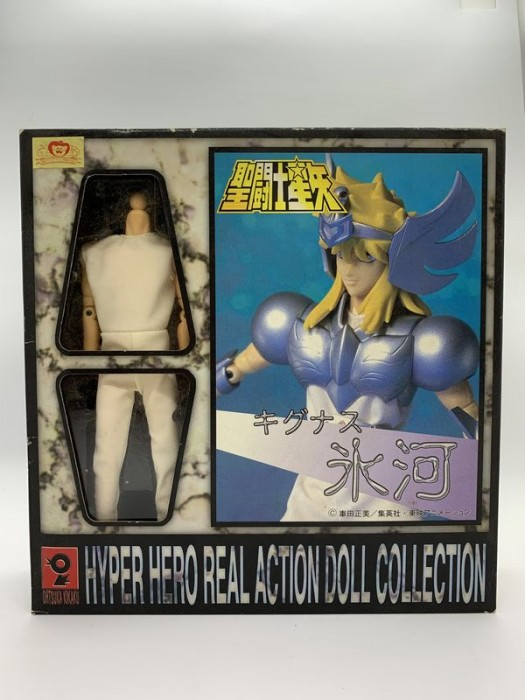 Hyper Hero Real Action Doll Collection 4534598000273