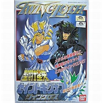 Saint Seiya - Black Cygnus - Cygnus Hyoga - Twin Cloth