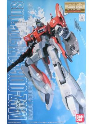 Bandai MG 1/100 MSZ-006A1 ZETA Plus 4543112055699