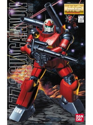 Bandai MG 1/100 RX-77-2 Guncannon 4543112070173
