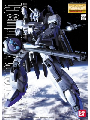 Bandai MG 1/100 MSZ-006C1 ZETA Plus C1 4543112077240