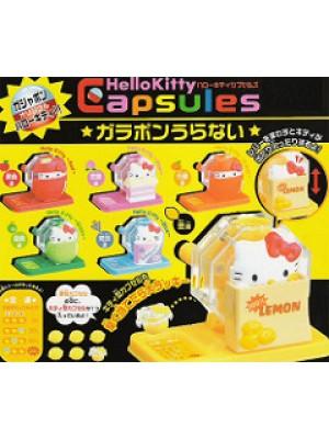 Hello Kitty 占卜運勢攪珠機扭蛋 (全6種) 4543112320728