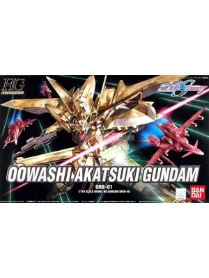 Bandai HG 1/144 Oowashi Akatsuki Gundam 4543112419101