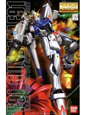 Bandai MG 1/100 F91 Gundam F91 4543112450708
