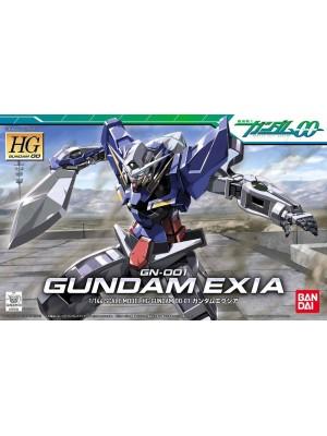 Bandai HG 1/144 Gundam Exia 4543112512468
