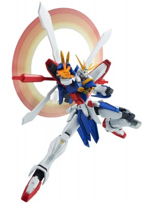 Bandai The Robot Spirits 168 GF13-017NJ II GOD GUNDAM 4543112568106