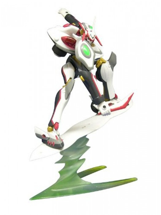Bandai The Robot Spirits 066 NIRVASH TYPE ZERO 4543112613950