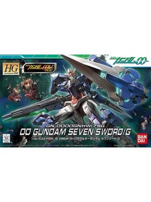 Bandai HG 1/144 00 Gundam Seven Sword/G 4543112619358