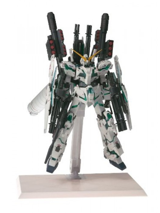 GFF #0044 RX-0 FULL ARMOR UNICORN GUNDAM