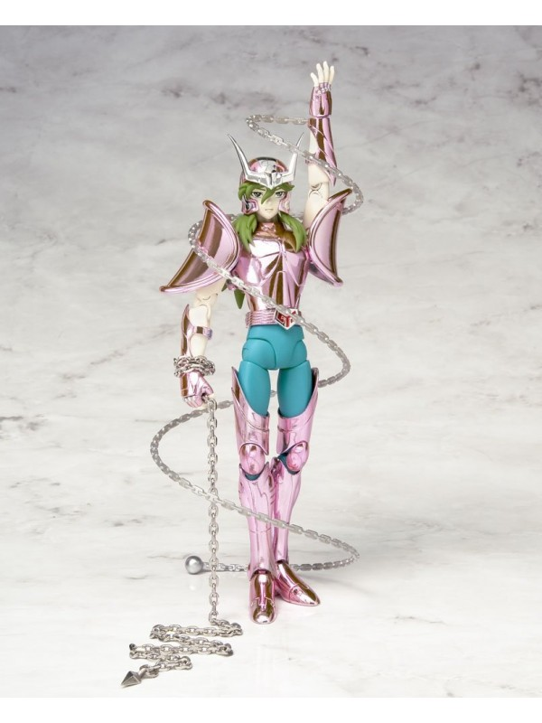 Saint Seiya Myth Cloth Andromeda Shun Early Bronze Cloth