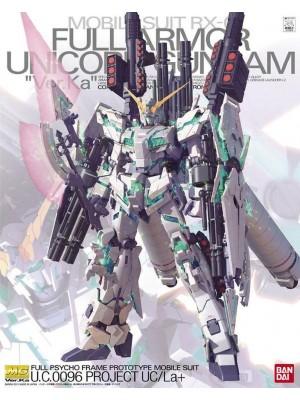 Bandai MG 1/100 Full Armor Unicorn Gundam 4543112728180