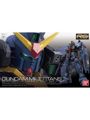 Bandai RG 1/144 Gundam MK-II Titans 4543112757166