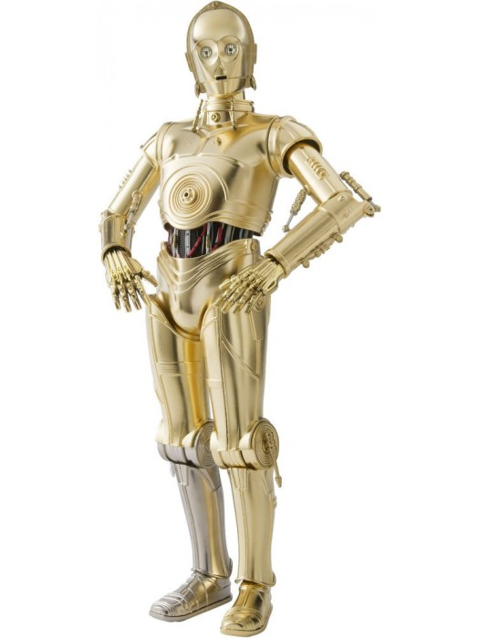 BANDAI 超合金 Star Wars 12''PM C-3PO 4543112779748
