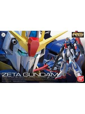 Bandai RG 1/144 Zeta Gundam 4543112785398