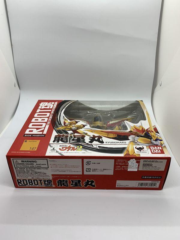 Robot魂 No.147 魔神英雄傳2 龍星丸 4543112815019