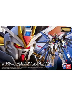 Bandai RG 1/144 Strike Freedom Gundam 4543112851390