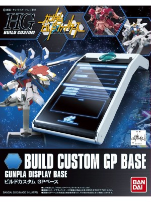 Bandai HG 1/144 Build Custom GP Base 4543112851567