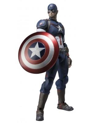 SHF-美國隊長