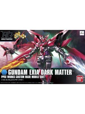 Bandai HG 1/144 Gundam Exia Dark Matter 4543112865243