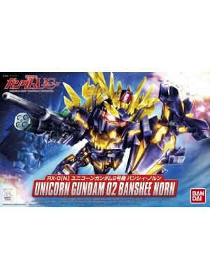 Bandai BB Unicorn Gundam 02 Banshee Norn 4543112894861