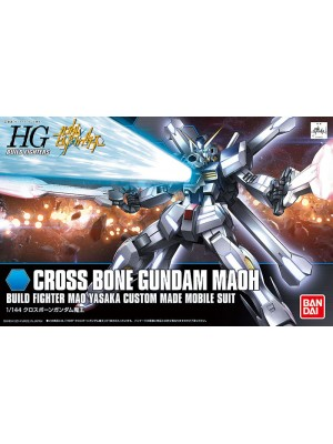Bandai HG 1/144 Cross Bone Gundam Maoh  4543112895103