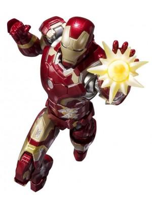 S.H.Figuarts Marvel Avengers Age of Ultron Iron Man Mark 43 Action Figure