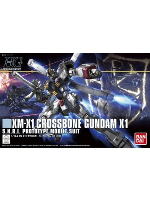 Bandai HG 1/144 XM-X1 Crossbone Gundam X1 4543112938282