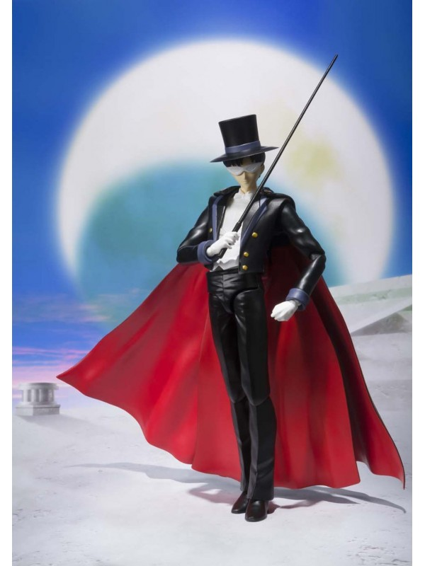 S.H.FIGUART(美少女戰士)-禮服幪面俠
