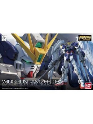 Bandai RG 1/144 Wing Gundam Zero EW 4543112943804