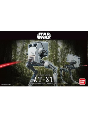 Bandai Star Wars 1/48 AT-ST 4543112948694