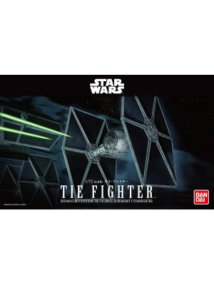 Bandai Star Wars 1/72 Tie Fighter 4543112948700