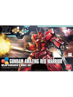 Bandai HG 1/144 Gundam Amazing Red Warrior 4543112948724