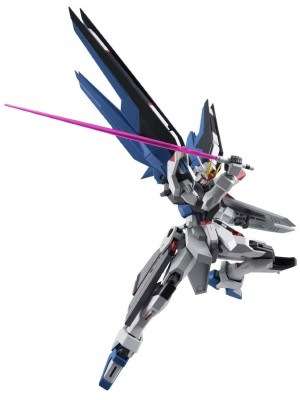 BANDAI The Robot Spirits 183 ZGMF-X10A FREEDOM GUNDAM 4543112949646