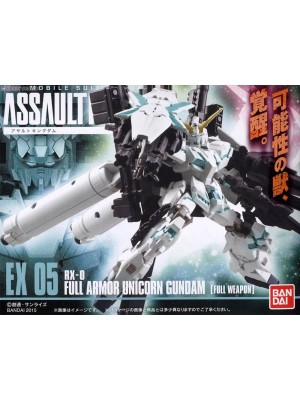 機動戰士 ASSAULT KINGDOM FULLARMOR UNICORN