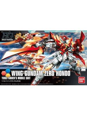 Bandai HG 1/144 Wing Gundam Zero Honoo 4543112957030