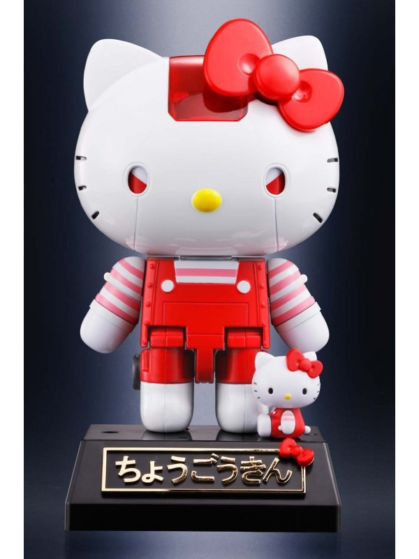 超合金-HELLO KITTY(紅色)