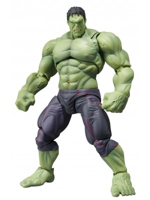 S.H.Figuarts Marvel Avengers Age of Ultron Hulk Action Figure
