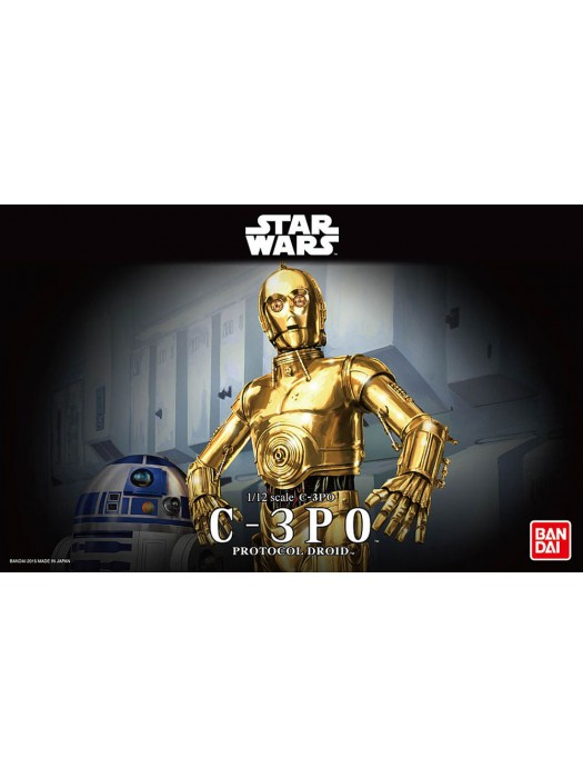 Bandai 1/12 C-3PO 4543112964182