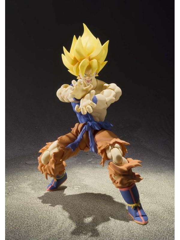 S.H. FIGUARTS Super Saiyan Son Goku Super Warrior Awakening